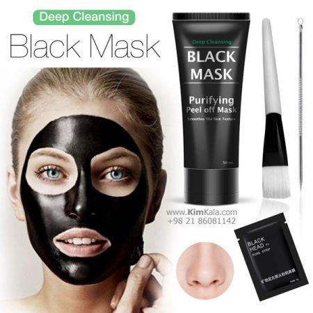 ماسک سیاه بلک ماسک